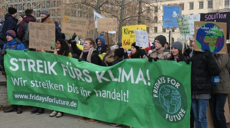 Fridays For Future llega a Bilbao