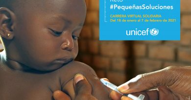 carrera solidaria unicef
